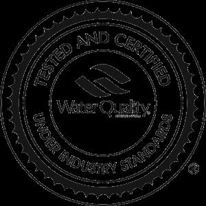 WQA Certification Seal