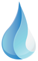 Multipure water droplet logo