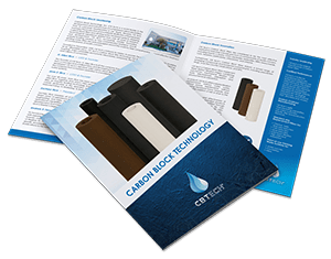 Carbon Block Technology brochure