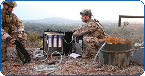 Military Waterbox
